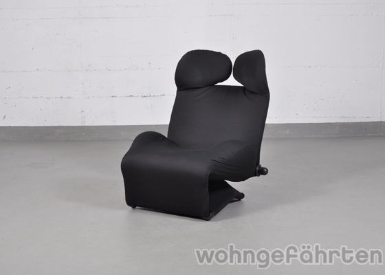 cassina sessel wink design toshiyuki kita neuer cassina bezug ebay. Black Bedroom Furniture Sets. Home Design Ideas