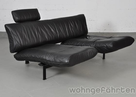 DE SEDE DS-140 Funktionssofa Sofa Liege Design Reto Frigg
